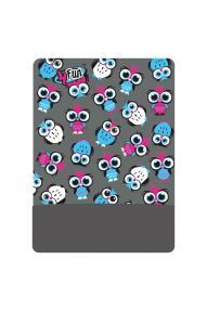 Copricapo multiuso per bambini 4fun Owl Grey