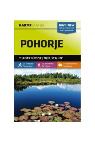 Pohorje 1:40.000 (map and guide)