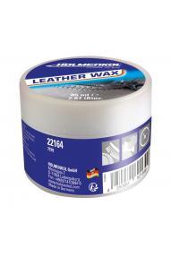 Cera per calzature Holmenkol Leather Wax 85 ML