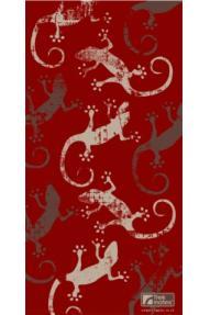 Večnamensko pokrivalo Trekmates Gecko Deep Red