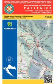 Mappa HGSS Parco nazionale Paklenica 18