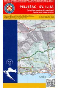 Mappa HGSS Penisola Pelješac 26
