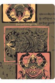 Večnamensko pokrivalo 4fun Tibetan Scorpio