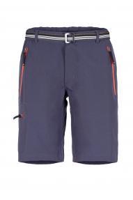 Pantaloni corti escursionismo uomo Milo Rengo