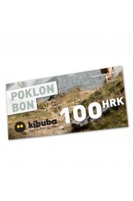 Kibuba Poklon bon 100 kn