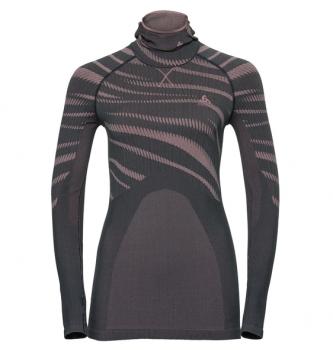 Damen Langarm-Shirt mit Kapuze Odlo Performance SUW Top