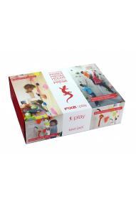 Kinder Klettergriffe Set KIT FIXE PLAY Basic