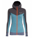 Women's Salewa Puez 2 Dry zip fleece jacket
