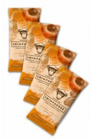 Set barrette energetiche Chimpanzee Apricot 4 per 3