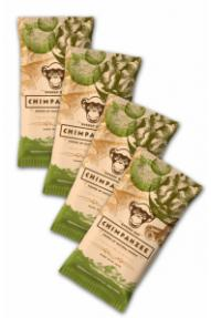 Package Chimpanzee Raisins and nuts Natural Energy Bar 4 for 3