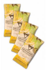 Package Chimpanzee Lemon Natural Energy Bar 4 for 3