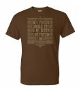 Nograd The Adventure men T-shirt