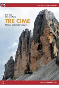 Climbing guide Tre Cime: Classic& Modern Routes