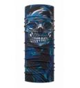 Allzweck-Bandana für Kinder Buff Original  Boarding Skull Navy