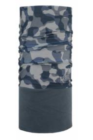 Večnamensko pokrivalo 4Fun Polartec Camu Grey