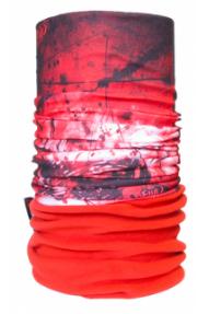 Višenamjensko pokrivalo 4Fun Polartec Drakkar red