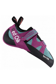 Women climbing shoes Red Chili Fusion VCR