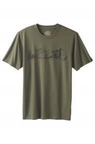 Maglietta maniche corte da uomo Prana Trail