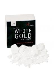 Magnesio Black Diamond Solid white gold- block 56g
