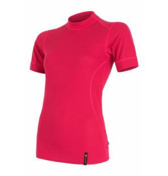 Double Face Women's short sleeve shirt