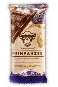 Chimpanzee Chocolate Date Energy Bar