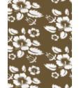 Multifunktionalletücher  (Headwear) 4fun Flower Olive