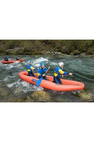 Rafting della parte superiore del fiume Save Bohinjke