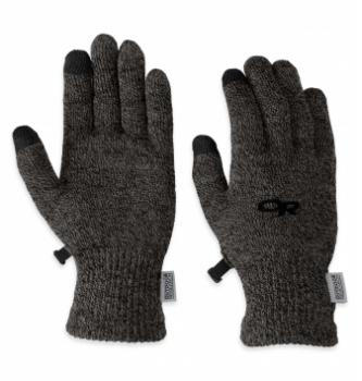 Men's merino liner gloves Outdoor Research Biosensor