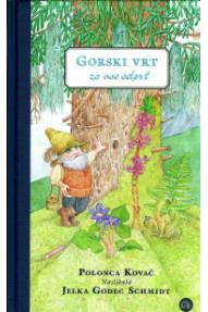 Guide book Mountain garden