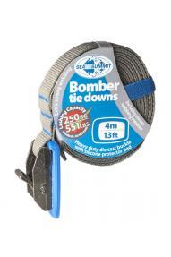 Fettuccia con anello di sicurezza STS Bomber Tie Down 4m