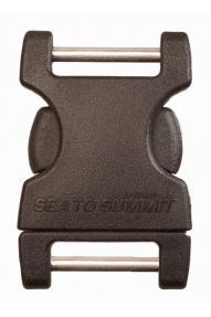 Fibbia di ricambio STS 25mm side release 2 pin