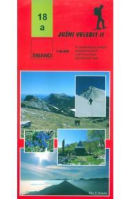 Mappa Smand 18a Velebit- Sud II