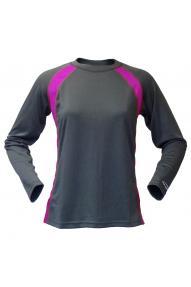 Women long sleeve shirt Performance Baselayer Crew