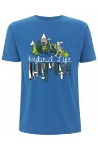 Maglietta a maniche corte Hybrid life Hybrant