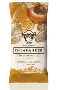 Naravna energijska ploščica Chimpanzee Apricot